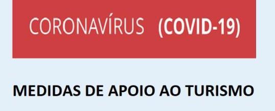 MEDIDAS EXCEPCIONALES Y TEMPORALES RELATIVAS AL SECTOR DEL TURISMO EN EL AMBITO DE LA PANDEMIA DEL COVID-19