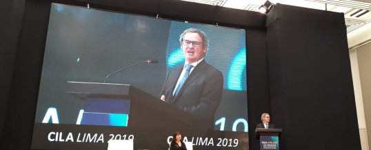 Henrique José Saraiva Lima, Sócio da Sociedade, participou no XVI Congresso Ibero Latino Americano de Direito de Seguros que se realizou em Lima (Peru)